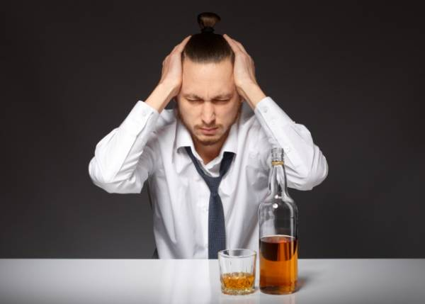 سردرد خماری