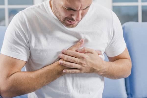 درد سینه