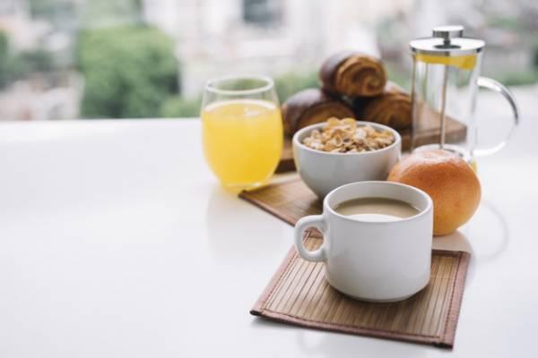 صبحانه لاغری