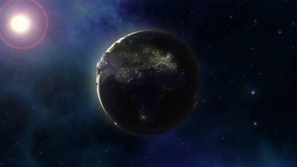 سن کره زمین