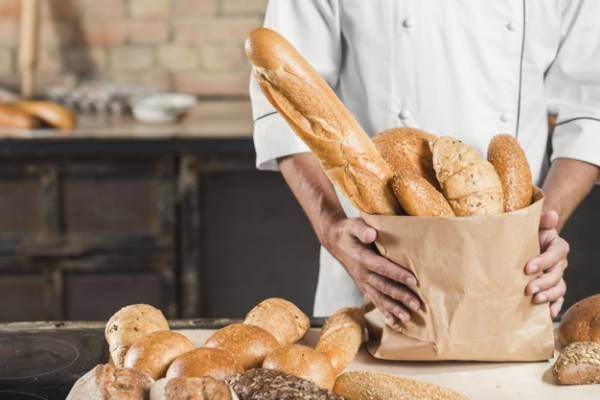 نان فریز شده