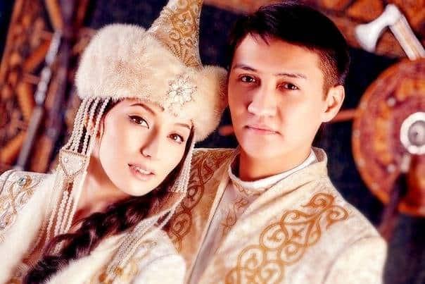 عروس قزاق