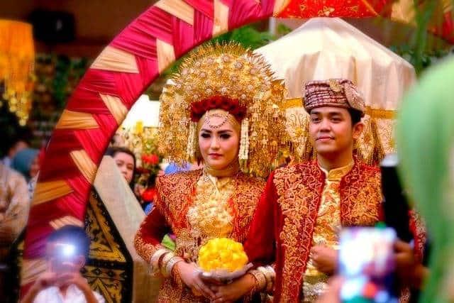 عروسی اندونزی