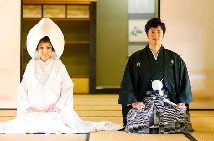 عروس ژاپنی