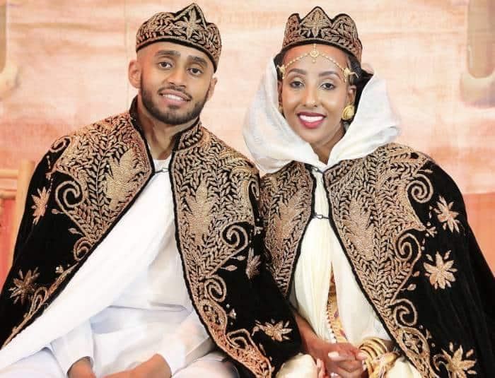 عروسی در اریتره