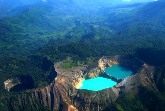 دریاچه اندونزی