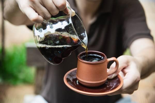 عوارض قهوه