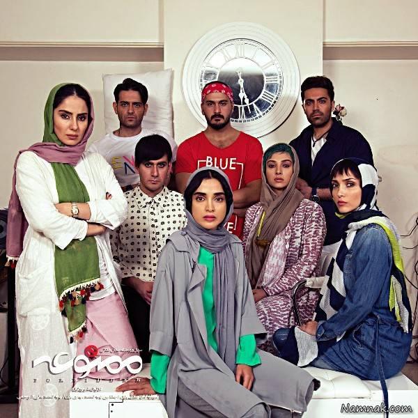 پخش فصل دوم سریال ممنوعه آغاز شد
