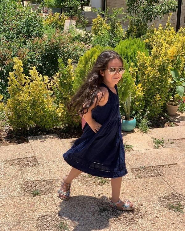 دختر مجید صالحی