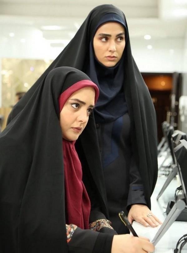 لاله مرزبان و نرگس محمدی