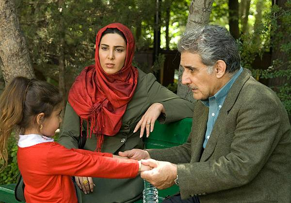 مهدی هاشمی و لیلا بلوکات
