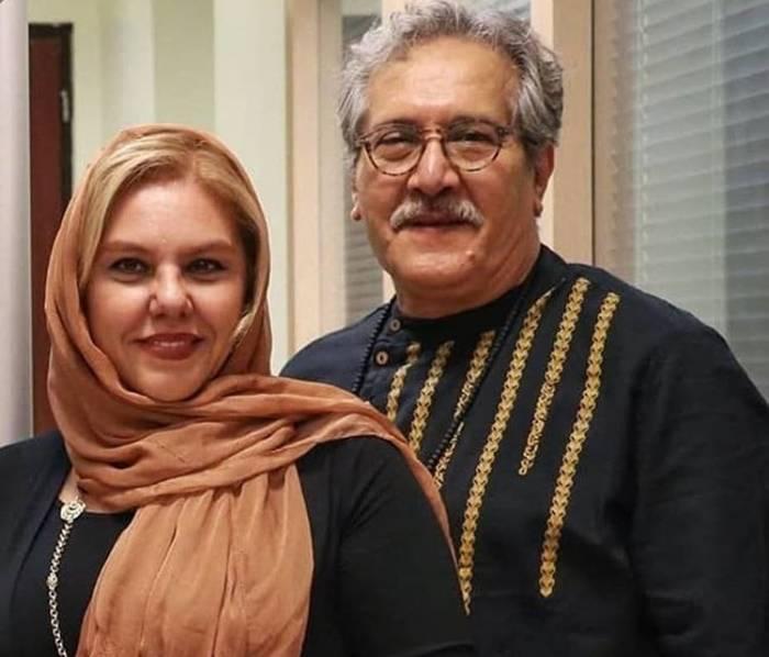 افسانه چهره آزاد و همسرش