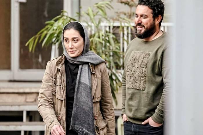 محسن کیایی و هدیه تهرانی
