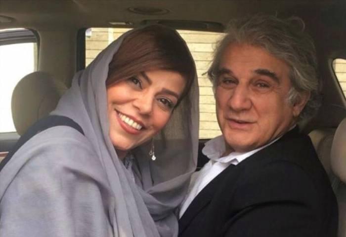 مهدی هاشمی و مهوش صادقی