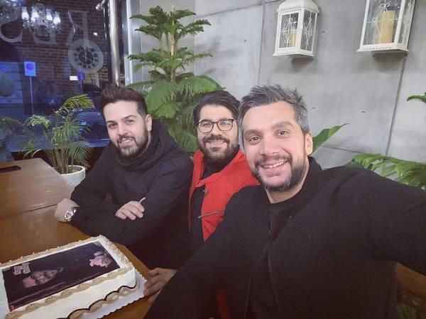 حامد همایون و سامان امامی