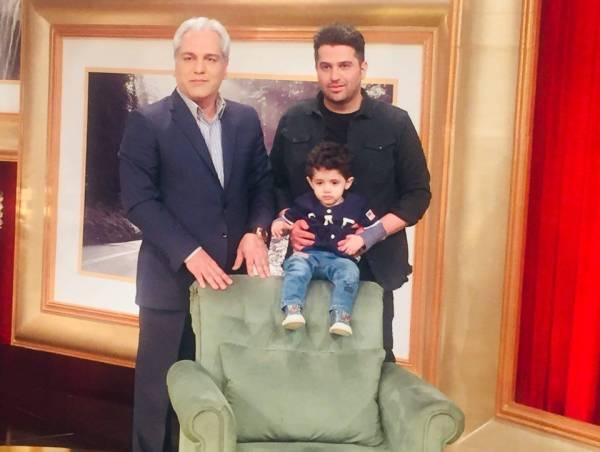 حمید عسکری و مهران مدیری