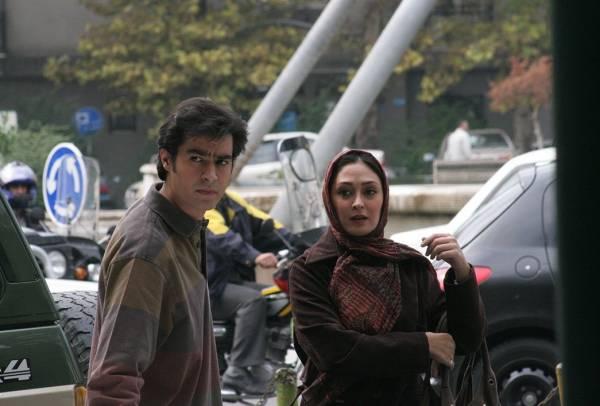 شهاب حسینی و الهام حمیدی