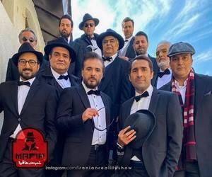 بازیگران مرد شب های مافیا معرفی شدند+ تصاویر