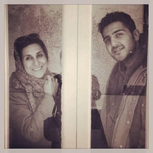 محمدرضا غفاری و فاطمه معتمدآریا