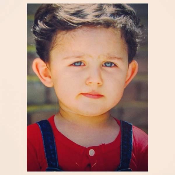 کودکی محمدرضا غفاری