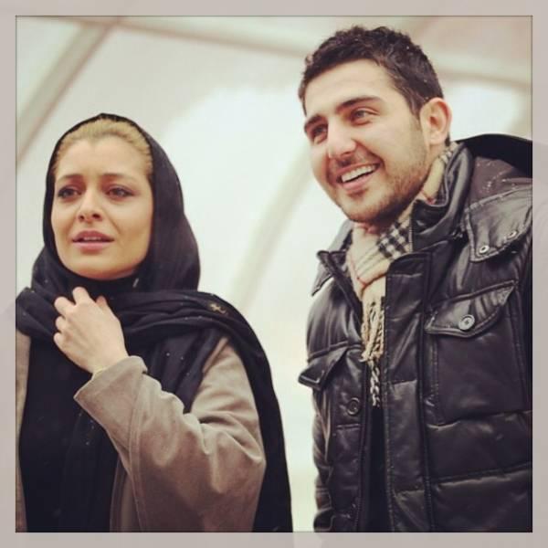 محمدرضا غفاری و ساره بیات