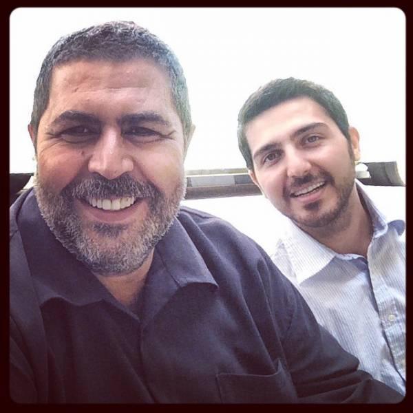 محمدرضا غفاری و فرهاد اصلانی