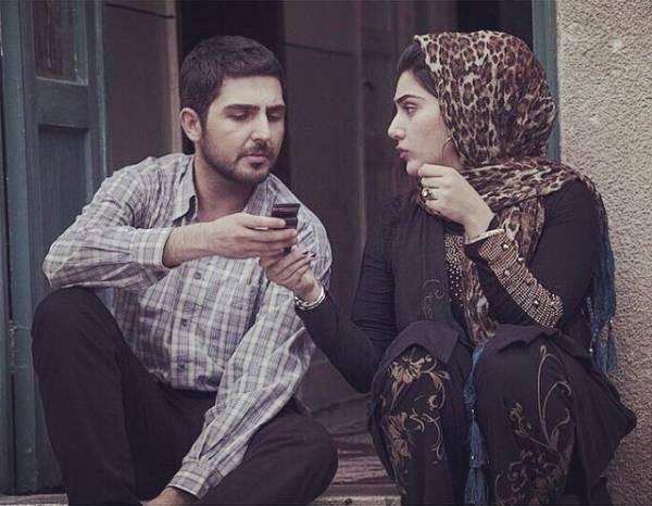 محمدرضا غفاری و باران کوثری