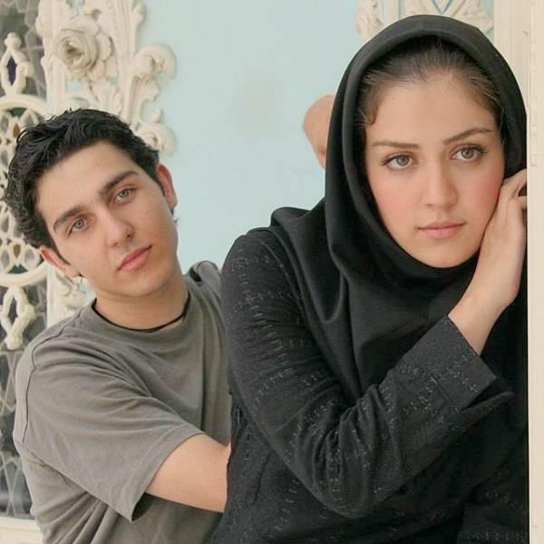 محمدرضا غفاری و افسانه پاکرو
