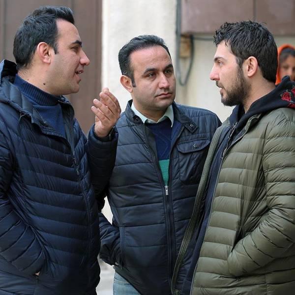 محمدرضا غفاری و برادران محمودی