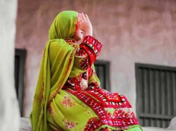 مردم بلوچستان