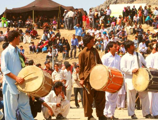 عید نوروز قوم بلوچ