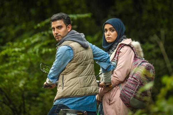 محمد صادقی و سارا باقری
