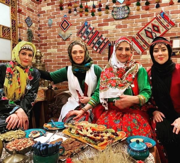 بازیگران شام ایرانی