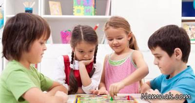 توجه و تمرکز کودک