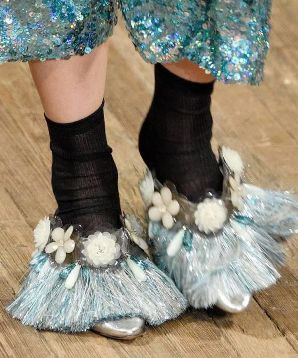 کفش سمی