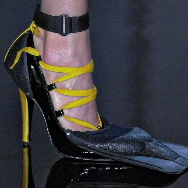 کفش دراز