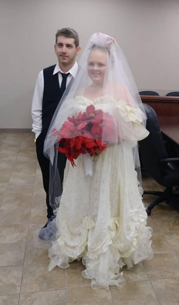 مرگ تلخ عروس و داماد 5 دقیقه بعد از عروسی! + تصاویر