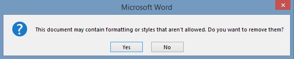 قفل کردن فایل word