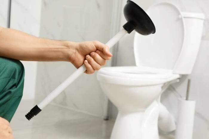 پمپاژ توالت