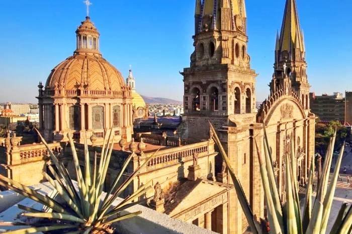 شهر گوادالاخارا مکزیک