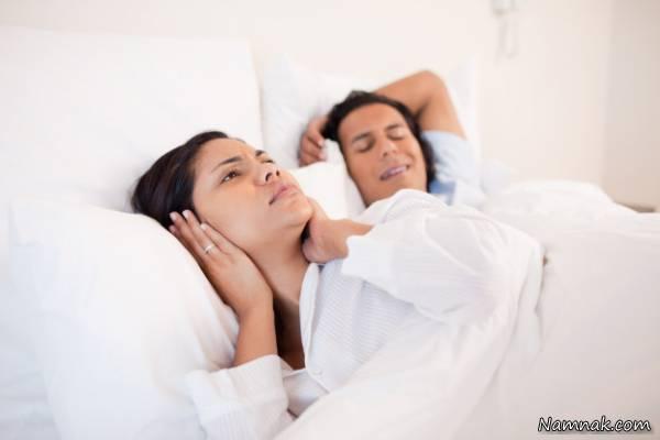 درمان خروپف در خواب