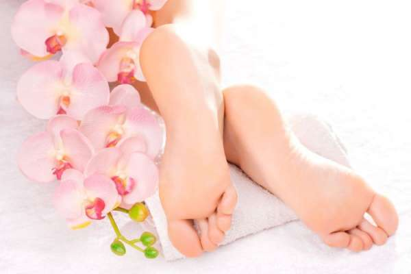 خمیدگی پا