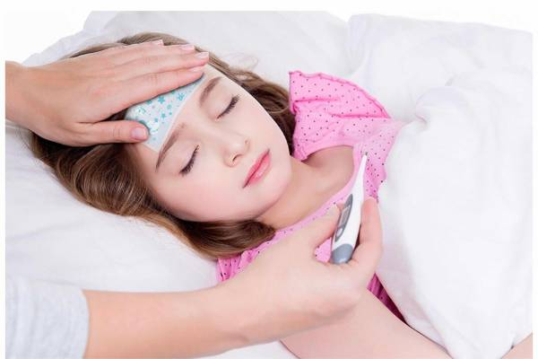 درمان تب با پیاز
