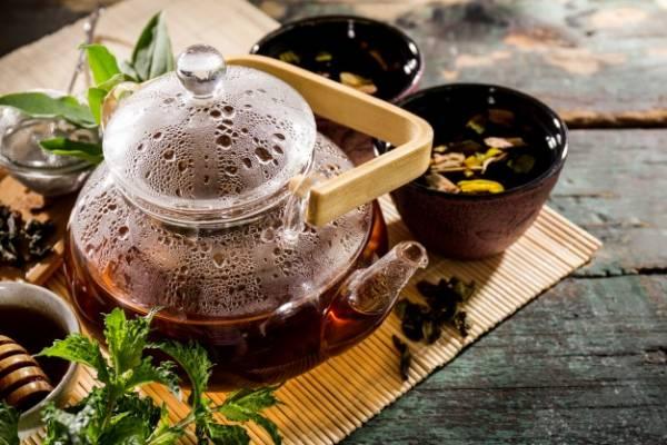چای نعناع