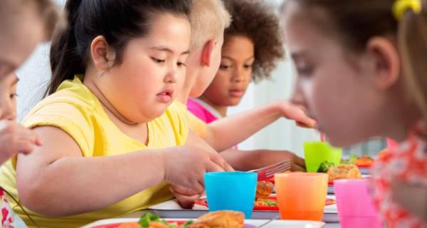 عوارض چاقی کودک