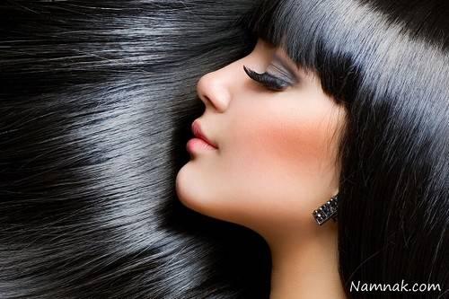 موهای زنان هندی