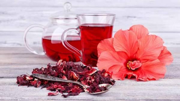 فواید چای ترش