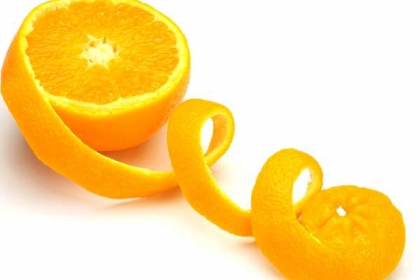 استفاده کردن از پوست پرتقال در پخت و پزها