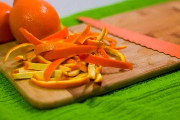 خواص بی نظیر پوست پرتقال