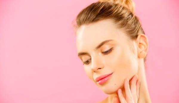درخشان کردن پوست